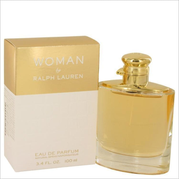 Ralph Lauren Woman by Ralph Lauren Eau De Parfum Spray 3.4 oz for Women - PERFUME