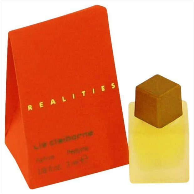 REALITIES by Liz Claiborne Mini Perfume .12 oz for Women - PERFUME