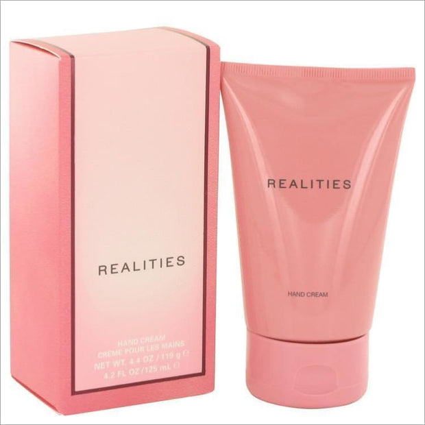Realities (New) by Liz Claiborne Hand Cream 4.2 oz for Women - PERFUME
