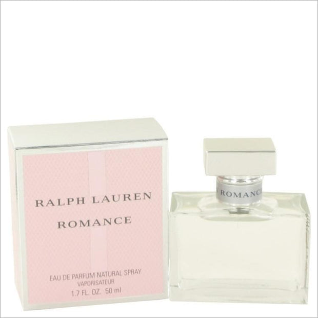 ROMANCE by Ralph Lauren Eau De Parfum Spray 1.7 oz for Women - PERFUME
