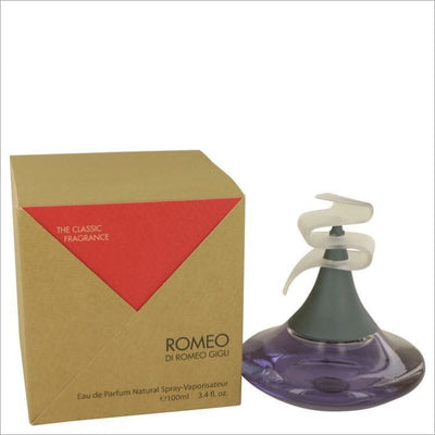 ROMEO GIGLI by Romeo Gigli Eau De Parfum Spray 3.4 oz for Women - PERFUME