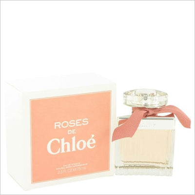 Roses De Chloe by Chloe Eau De Toilette Spray 2.5 oz - WOMENS PERFUME