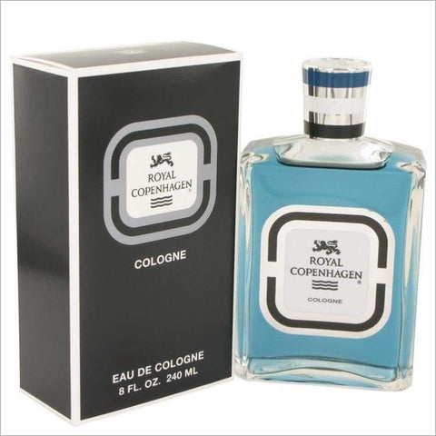 ROYAL COPENHAGEN by Royal Copenhagen Cologne 8 oz for Men - COLOGNE