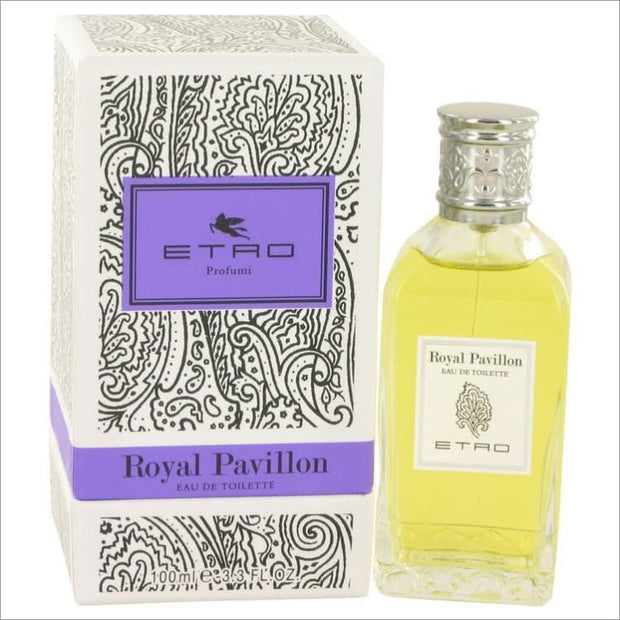 Royal Pavillon by Etro Eau De Toilette Spray (Unisex) 3.3 oz for Women - PERFUME