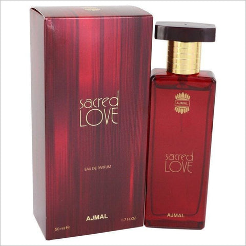 Sacred Love by Ajmal Eau De Parfum Spray 1.7 oz for Women - PERFUME