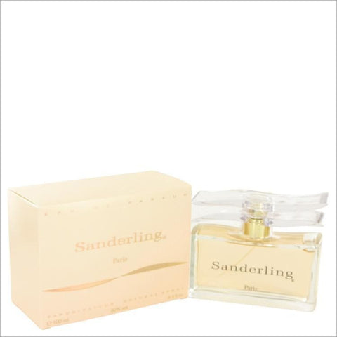 Sanderling by Yves De Sistelle Eau De Parfum Spray 3.3 oz for Women - PERFUME