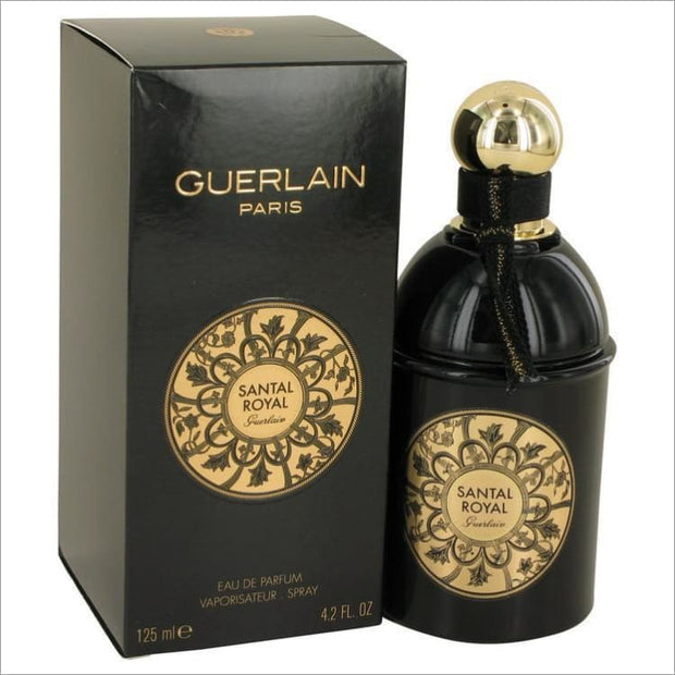 Santal Royal by Guerlain Eau De Parfum Spray 4.2 oz for Women - PERFUME