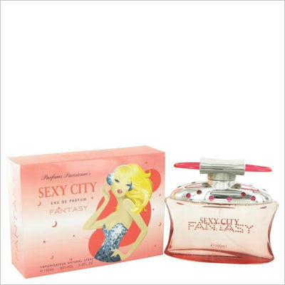 Sex In The City Fantasy by Unknown Eau De Parfum Spray (New Packaging) 3.4 oz for Women - PERFUME