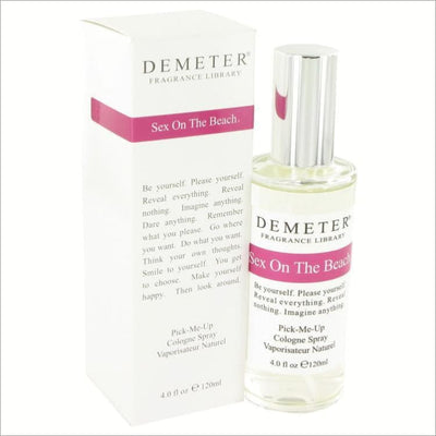 Sex on the beach by Demeter Cologne Spray 4 oz for Women - PERFUME