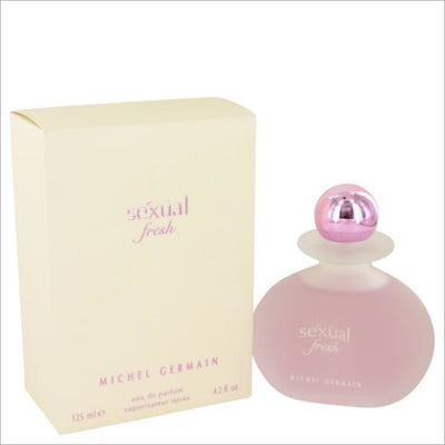 Sexual Fresh by Michel Germain Eau De Parfum Spray 4.2 oz for Women - PERFUME