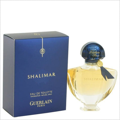 SHALIMAR by Guerlain Eau De Toilette Spray 1 oz for Women - PERFUME
