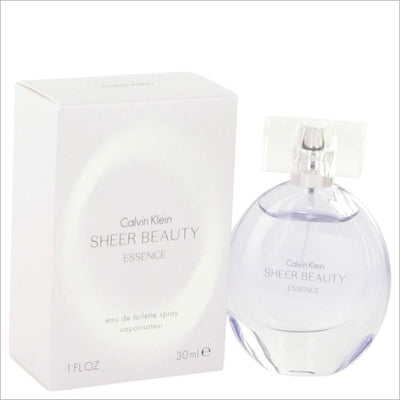 Sheer Beauty Essence by Calvin Klein Eau De Toilette Spray 1 oz for Women - PERFUME