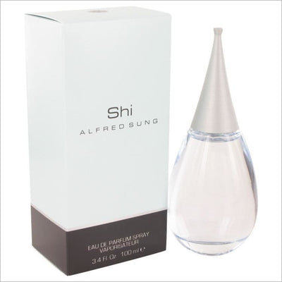 SHI by Alfred Sung Eau De Parfum Spray 3.4 oz for Women - PERFUME