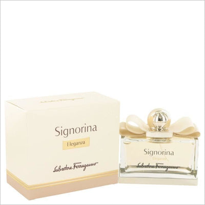 Signorina Eleganza by Salvatore Ferragamo Body Lotion 6.7 oz for Women - PERFUME