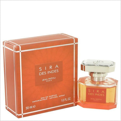 Sira Des Indes by Jean Patou Eau De Parfum Spray 1 oz for Women - PERFUME