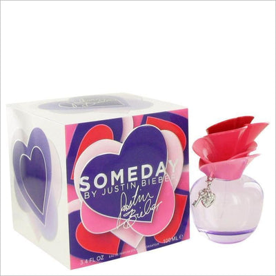 Someday by Justin Bieber Mini EDP in Gift Box .25 oz for Women - PERFUME