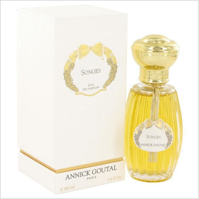 Songes by Annick Goutal Eau De Parfum Spray 3.4 oz - Famous Perfume Brands for Women