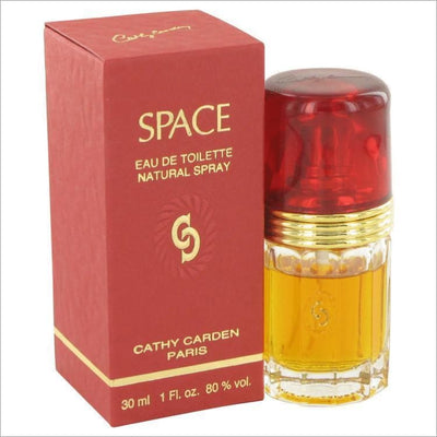 SPACE by Cathy Cardin Eau De Toilette Spray 1 oz for Women - PERFUME