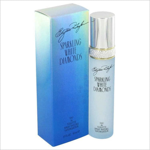 Sparkling White Diamonds by Elizabeth Taylor Fragrance Mist 8 oz for Women - PERFUME