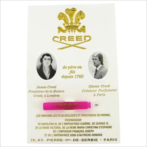 SPRING FLOWER by Creed Vial (sample) .05 oz for Women - PERFUME