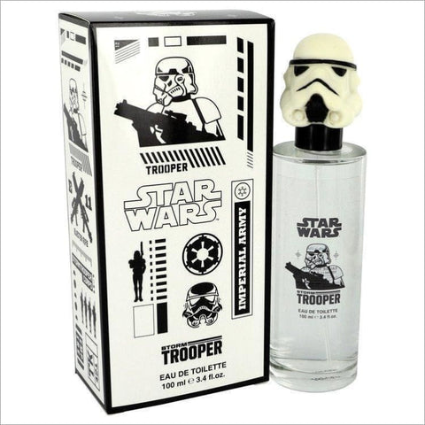 Star Wars Stormtrooper 3D by Disney Eau De Toilette Spray 3.4 oz for Men - COLOGNE
