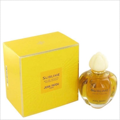 SUBLIME by Jean Patou Eau De Toilette Spray 1 oz for Women - PERFUME