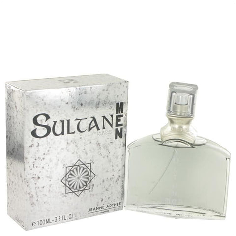 Sultan by Jeanne Arthes Eau De Toilette Spray 3.3 oz for Men - COLOGNE