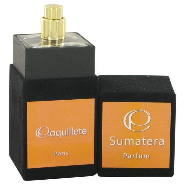Sumatera by Coquillete Eau De Parfum Spray 3.4 oz for Women - PERFUME