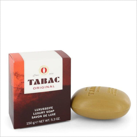 TABAC by Maurer & Wirtz Soap 5.3 oz for Men - Fragrances for Men