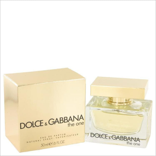 The One by Dolce & Gabbana Eau De Parfum Spray 1.7 oz for Women - PERFUME