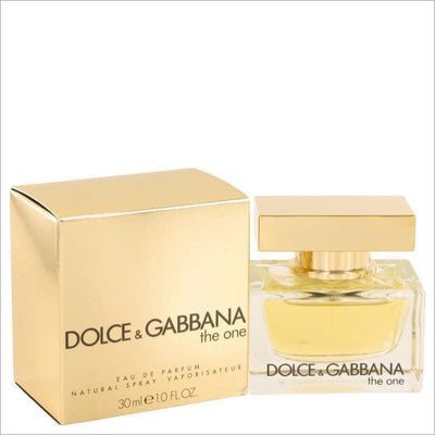 The One by Dolce & Gabbana Eau De Parfum Spray 1 oz for Women - PERFUME