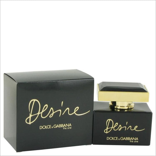The One Desire Intense by Dolce & Gabbana Eau De Parfum Spray 1.6 oz for Women - PERFUME