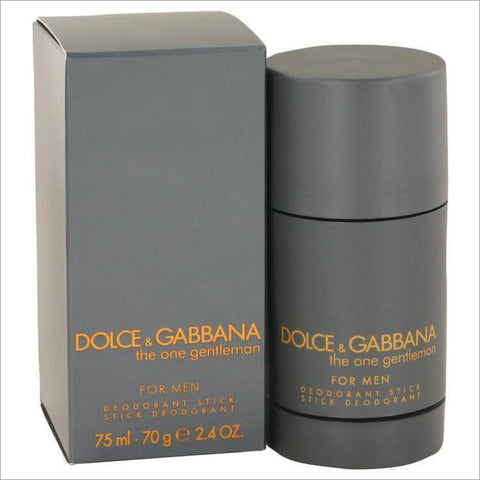 The One Gentlemen by Dolce & Gabbana Deodorant Stick 2.5 oz for Men - COLOGNE