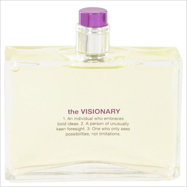 The Visionary by Gap Eau De Toilette Spray (Tester) 3.4 oz for Women - PERFUME