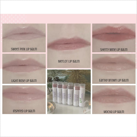 Tinted Lip Balm 2-Pack - Beauty - Women's - Cosmetics