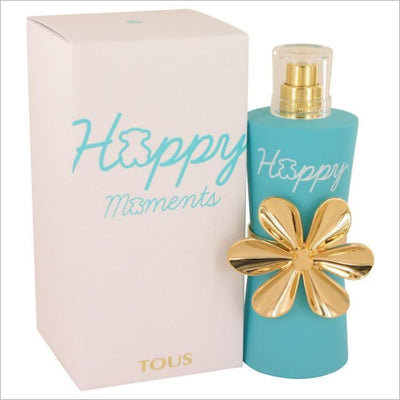 Tous Happy Moments by Tous Eau De Toilette Spray (Tester) 3 oz - WOMENS PERFUME