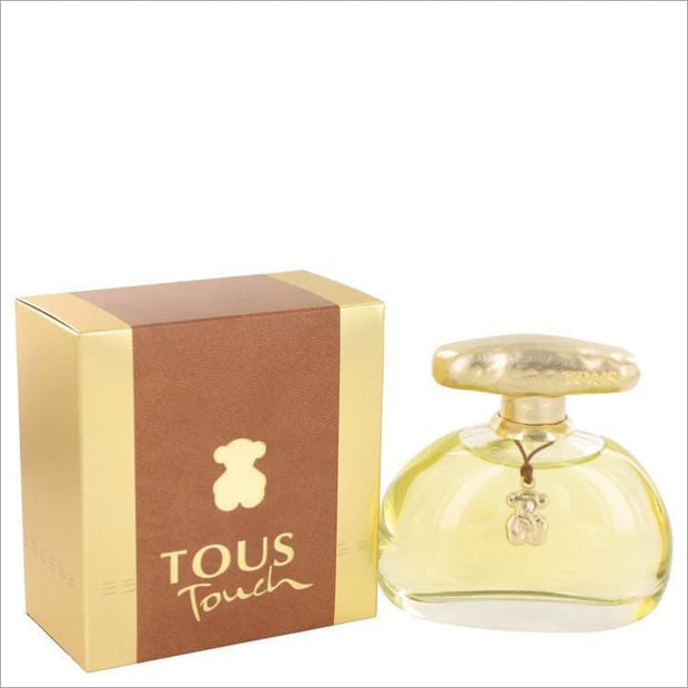 Tous Touch by Tous Eau De Toilette Spray 3.4 oz for Women - PERFUME