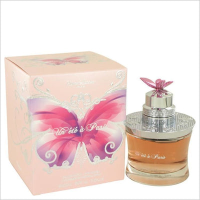 Un Ete A Paris by Remy Latour Eau De Parfum Spray 3.3 oz for Women - PERFUME