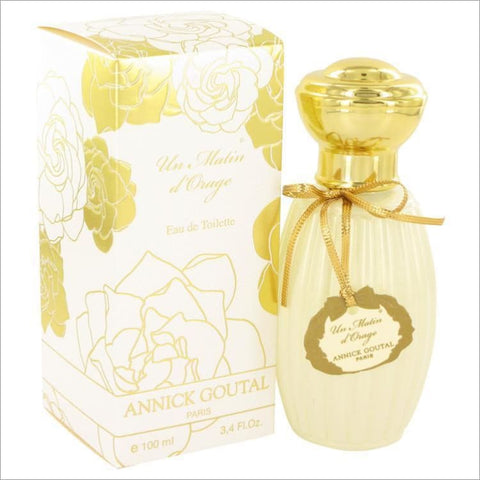 Un Matin dOrage by Annick Goutal Eau De Toilette Spray 3.4 oz for Women - PERFUME