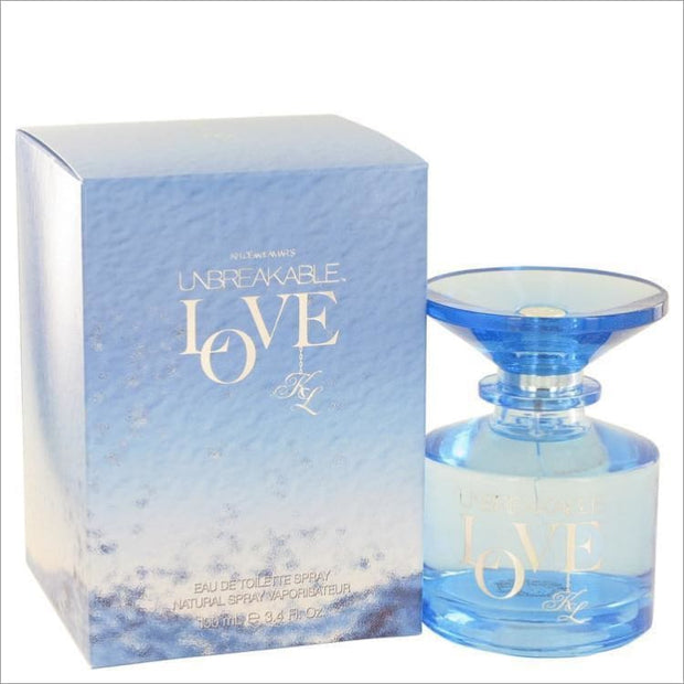 Unbreakable Love by Khloe and Lamar Eau De Toilette Spray 3.4 oz for Women - PERFUME