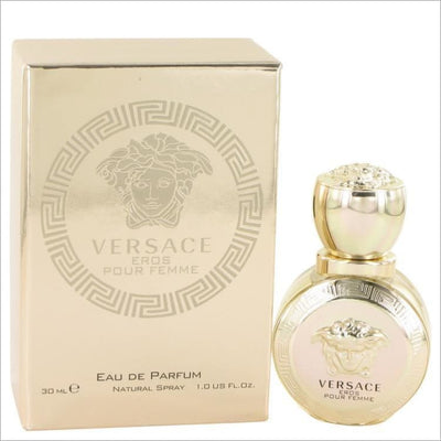 Versace Eros by Versace Eau De Parfum Spray 1 oz for Women - PERFUME