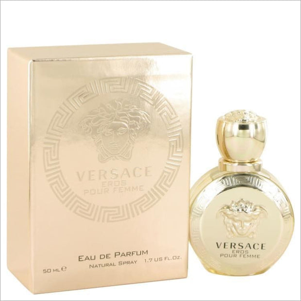 Versace Eros by Versace Gift Set -- for Women - PERFUME