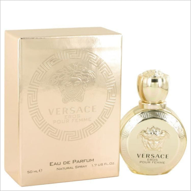 Versace Eros by Versace Mini EDT .17 oz for Women - PERFUME