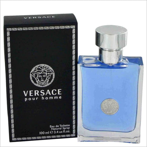 Versace Pour Homme by Versace Gift Set -- for Men - COLOGNE