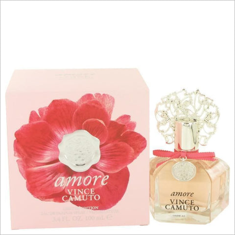 Vince Camuto Amore by Vince Camuto Eau De Parfum Spray 3.4 oz for Women - PERFUME