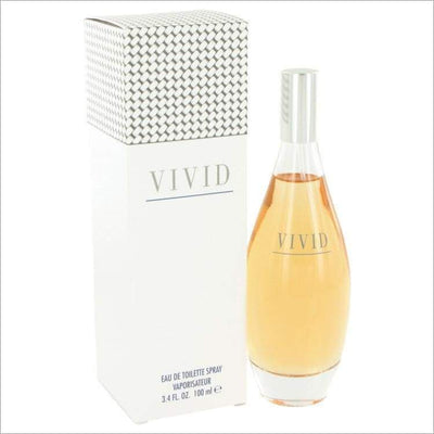 VIVID by Liz Claiborne Eau De Toilette Spray 3.4 oz for Women - PERFUME