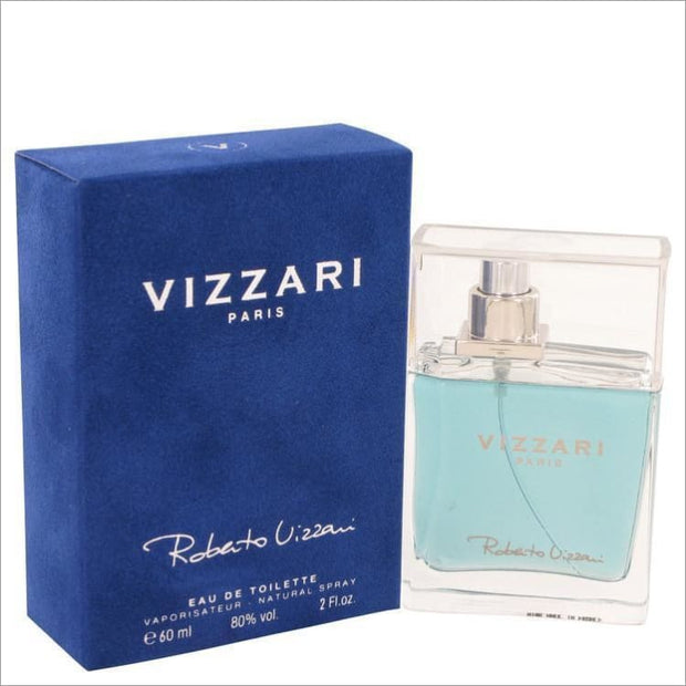 Vizzari by Roberto Vizzari Eau De Toilette Spray 2 oz for Men - COLOGNE