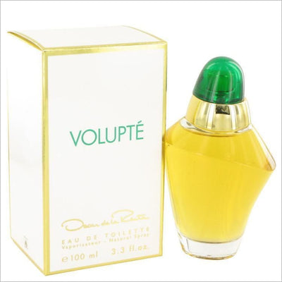 VOLUPTE by Oscar de la Renta Eau De Toilette Spray 3.4 oz for Women - PERFUME