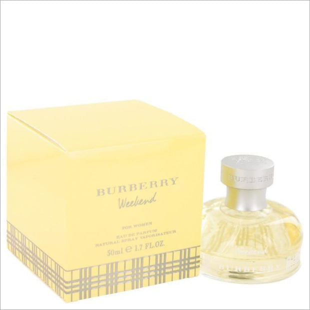 WEEKEND by Burberry Eau De Parfum Spray 1.7 oz for Women - PERFUME