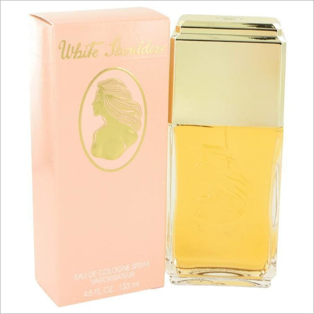 WHITE SHOULDERS by Evyan Cologne Spray 4.5 oz for Women - PERFUME